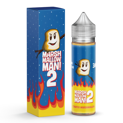 Marshmallow Man 2 by Marina Vape | Vape Junction