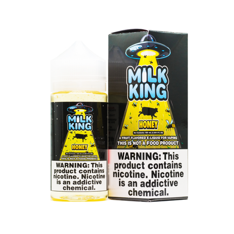 Honey by Milk King - 100ml | Vape Junction