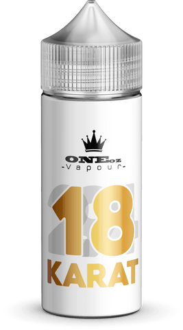 18 Karat by ONEoz & TKO 100ml | Vape Junction
