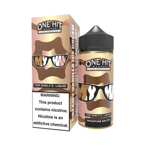 My Man by One Hit Wonders 100ml | Vape Junction