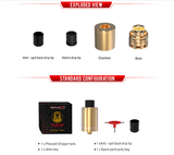 Digiflavor Pharaoh The Dripper Tank by Rip Trippers | Vape Junction
