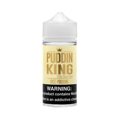 Pudding King by Kings Crest 100ml | Vape Junction