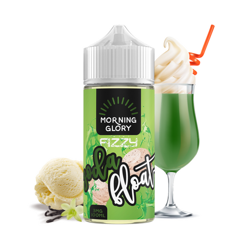 Morning Glory | Fizzy Soda Float by Coil Company 100ml | Vape Junction