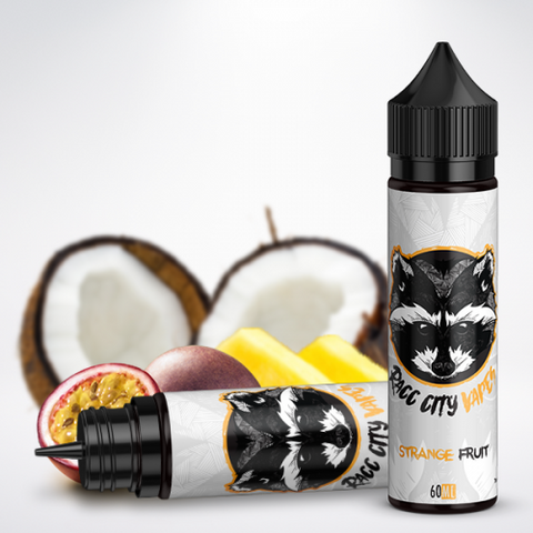 Racc City Vapes Strange Fruit 60ml | Vape Junction