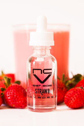 NCV | StrawB | Vape Junction