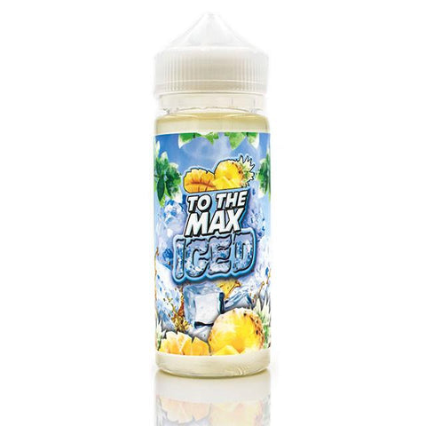 TO THE MAX | Mango Pineapple on ICE - 120ml | Vape Junction
