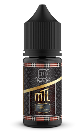 Joose-E-Liqz | Toffee d'luxe MTL 30ml | Vape Junction