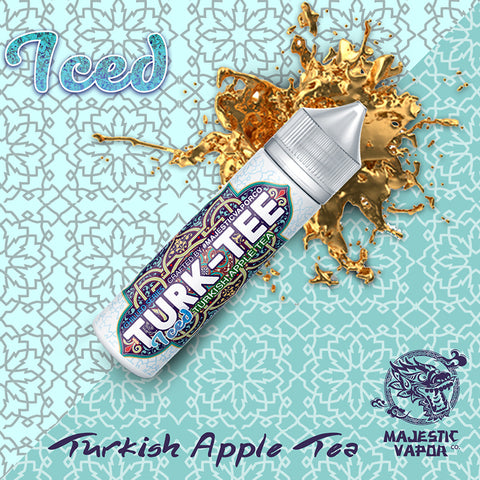 Turk-Tee Iced Up by Majestic Vapor 60ml