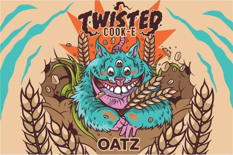 Twisted Cook-E Oatz 50ml | Vape Junction
