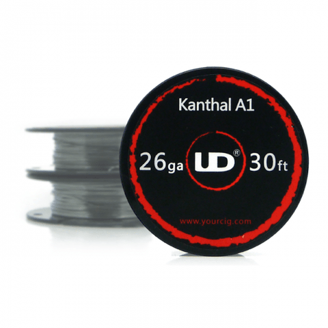 10m UD Atomizer DIY Roll Coil (Kanthal A1 D=0.4mm 26AWG) | Vape Junction