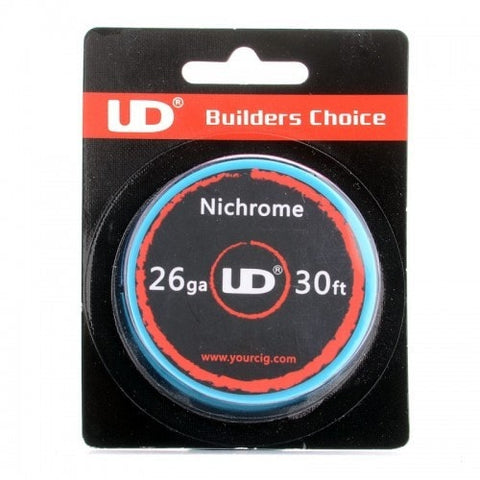 10m UD Atomizer DIY Roll Coil (Nichrome D=0.4mm 26AWG) | Vape Junction