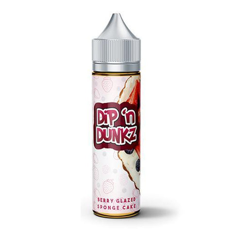 Berry Glazed Sponge Cake by Union of Vapers | Vape Junction