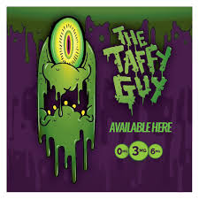 Hazeworks I The Taffy Guy 60ml | Vape Junction