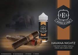 Joose-E-Liqz - Havana Nightz 60ml | Vape Junction