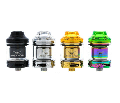 Oumier Wasp Nano RTA | Vape Junction