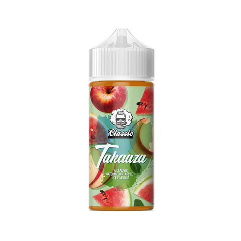 Takaaza by Classic E-Liquid 120ml | Vape Junction