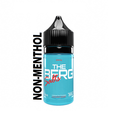 Heisenberg SALTS | The Berg Non-Menthol 30ml | Vape Junction