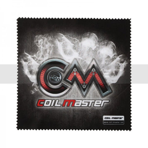 COIL MASTER POLISH CLOTH | Vape Junction