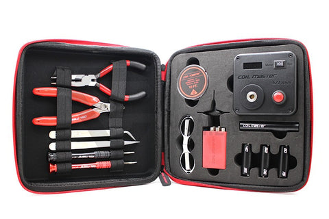 AUTHENTIC COIL MASTER DIY KIT V3 | Vape Junction