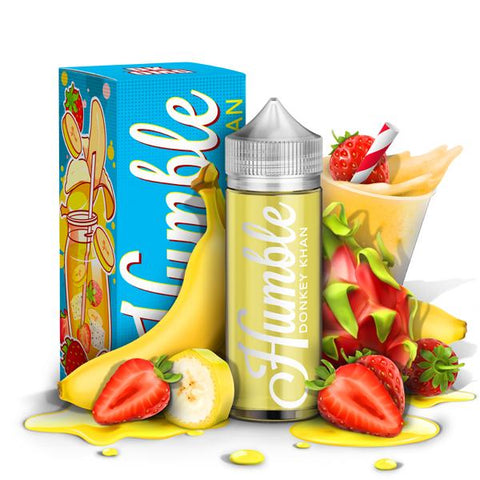 Donkey Kahn by Humble Juice Co - 120ml | Vape Junction