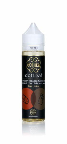 Dot Juice - dotLeaf 60ml | Vape Junction