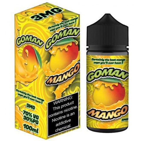 Mango by Goman 100ml