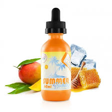 Summer Holidays by Dinner Lady - Sun Tan Mango 60ml