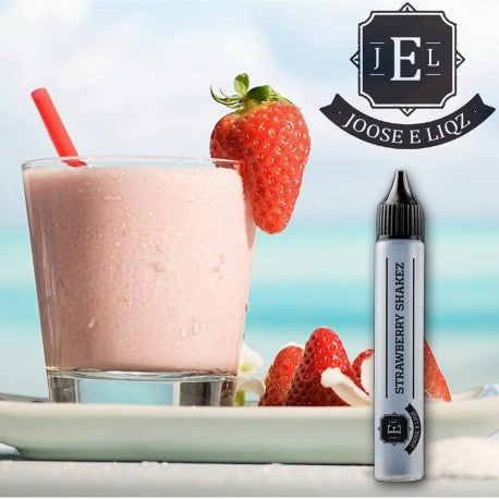 JOOSE-E-LIQZ |  Strawberry Shakez 30ML | Vape Junction