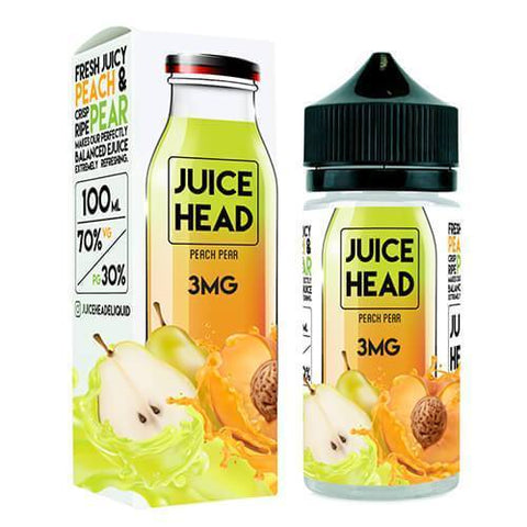 Peach Pear by Juice Head 100ml | Vape Junction
