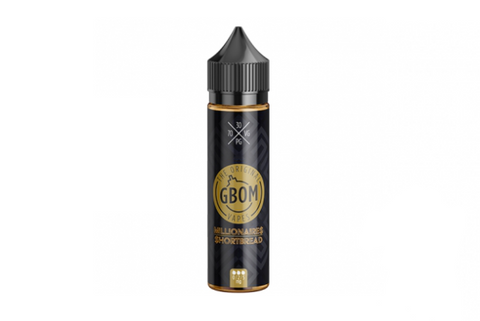 Millionaires Shortbread by GBOM | Vape Junction