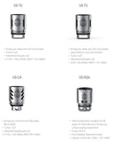 SMOK TFV8 Coils | Vape Junction