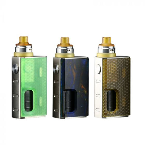 Wismec Luxotic BF box kit with Tobhino BF RDA | Vape Junction