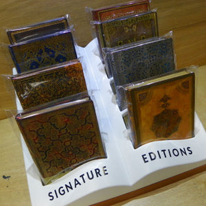 New from Paperblanks The Signature Editions