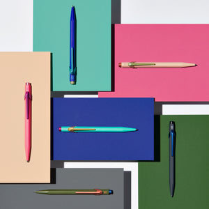 Find your style within a luxury ballpoint pen by Caran d'Ache