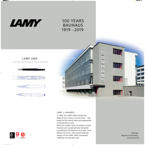 Lamy - How it works