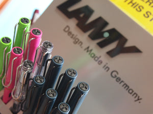 Lamy Safari Petrol - Fuel your desires with the latest special edition from Lamy