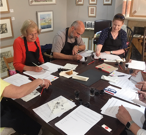 Beginner Calligraphy Workshops Return!