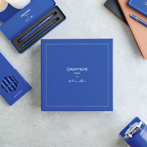 Something Blue and Something New...Caran d'Ache + Klein Bleu + Limited Editions