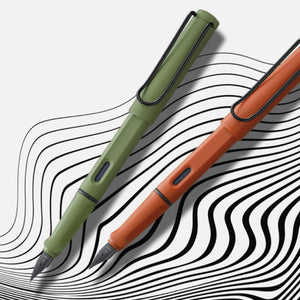 Earth calling all pen lovers...Lamy's 2021 NEW Special Editions