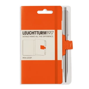 LEUCHTTURM1917 Pen Loop - Orange