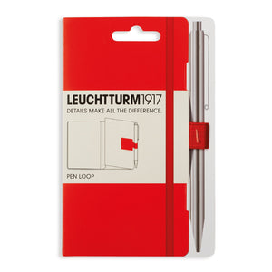 LEUCHTTURM1917 Pen Loop - Red
