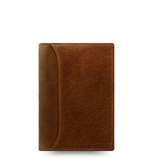 Filofax Lockwood Pocket Slim - Cognac