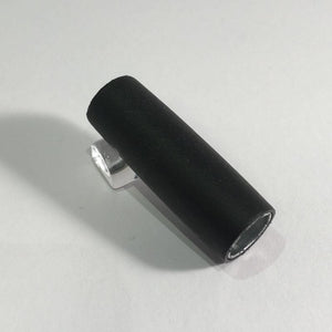 Lamy Accent Interchangeable section black rubberised