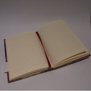 James Sinclair B6 Notebook lined - langley 2