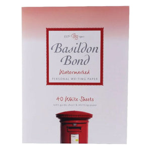 Basildon Bond Writing Paper Large