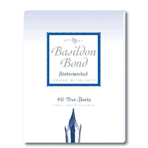 Basildon Bond Personal Writing Paper