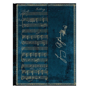 Paperblanks Embellished Manuscripts Journal - Ultra Franz Schubert (Erlkönig)