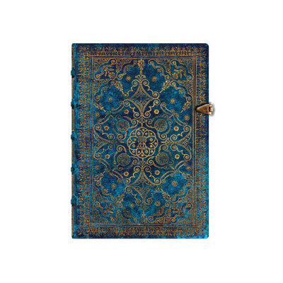 Paperblanks Equinoxe Journal - Midi Azure (Blue)