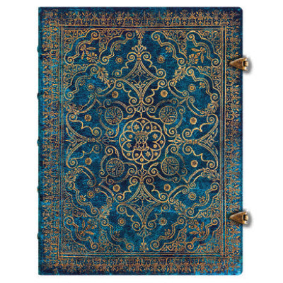 Paperblanks Equinoxe Journal - Ultra Azure (Blue)
