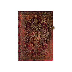 Paperblanks Equinoxe Journal - Midi Carmine (Red)